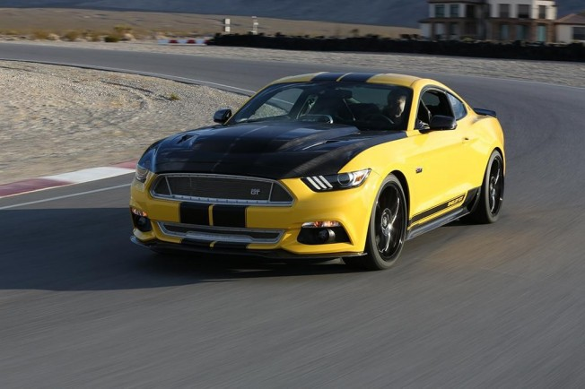 Shelby Mustang GT 2015