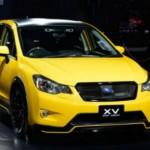 Nuevo Subaru XV Sport Concept 2015 se presenta en el Salón de Tokio