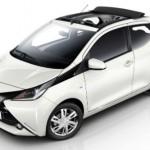 Nuevo Toyota Aygo X-Wave es presentado