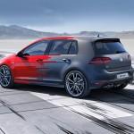 Volkswagen CES 2015 Golf R Touch