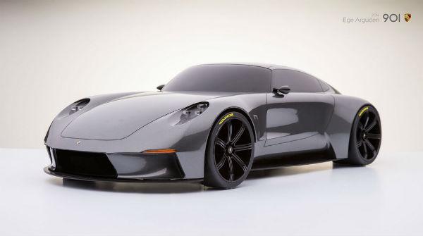 Porsche 901 Design Concept frente