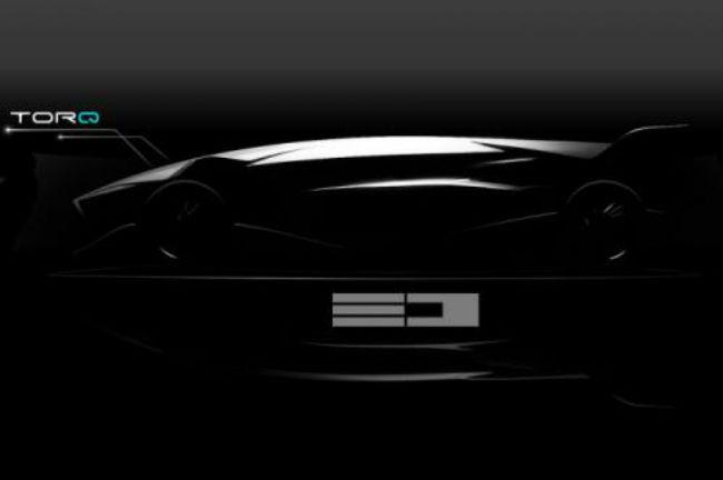 Torq Concept de ED Desig, imagen teaser