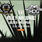 El XVI Rally Nacional en Jalisco 2015 será del 12 al 14 de marzo