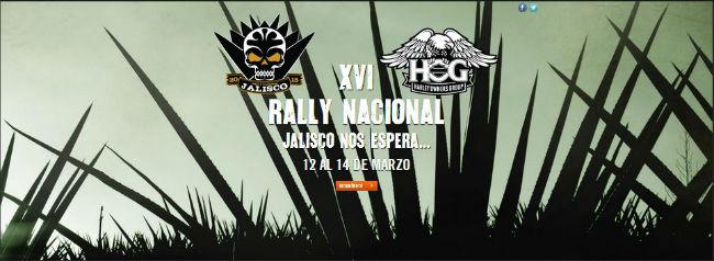 XVI Rally Nacional Harley- Davidson, Jalisco