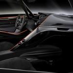 Aston Martin Vulcan interior tablero