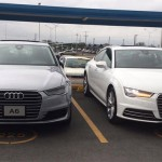 Audi A7 y A6 2016