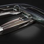 Audi Prologue Avant boceto, interior delantero