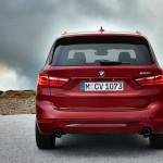 BMW 2 Series Gran Tourer parte trasera