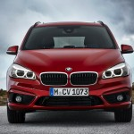 BMW 2 Series Gran Tourer parte frontal