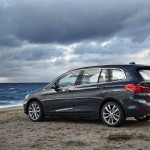 BMW 2 Series Gran Tourer parte lateral