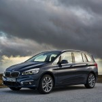BMW 2 Series Gran Tourer color gris