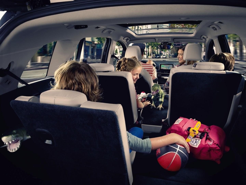 BMW 2 Series Gran Tourer capacidad interior