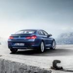 BMW Alpina B6 XDrive 2016 Gran Coupe parte trasera