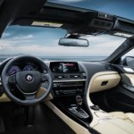 BMW Alpina B6 XDrive 2016 Gran Coupe interior