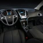 Chevrolet Equinox 2016 rediseñada interior