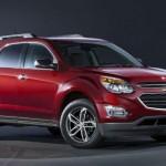 Chevrolet Equinox 2016 se presenta previo a Chicago
