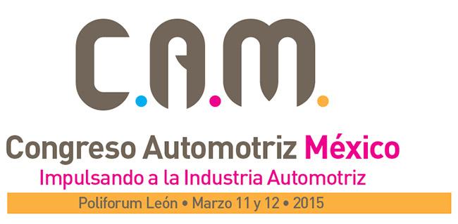 1er Congreso Automotriz México, en León.