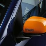 Fiat Panda K-Way espejo