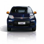 Fiat Panda K-Way frontal