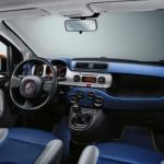 Fiat Panda K-Way interior
