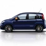 Fiat Panda K-Way lateral