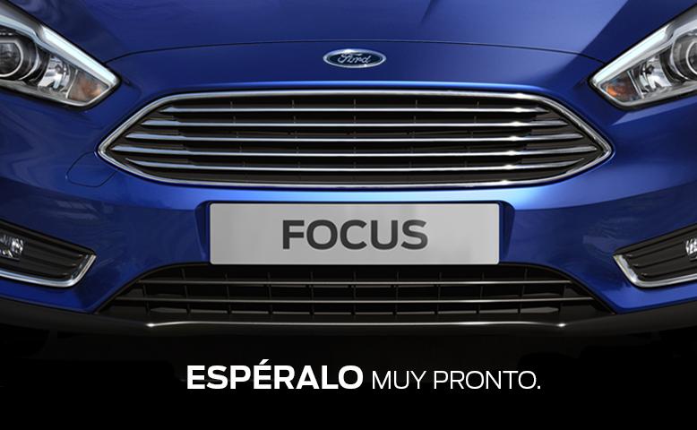 Ford Focus 2015 frente