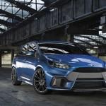Ford Focus RS principal