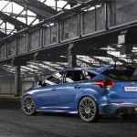 Ford Focus RS 2016 trasero