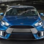 Nuevo Ford Focus RS de frente