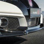 Honda Civic Type R imagen oficial, frente