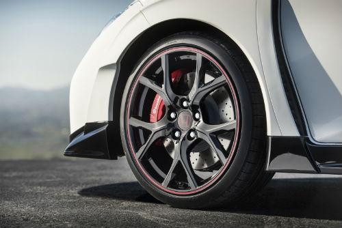 Honda Civic Type R imagen oficial, rines