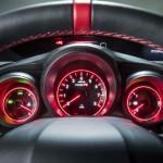 Honda Civic Type R imagen oficial, tablero