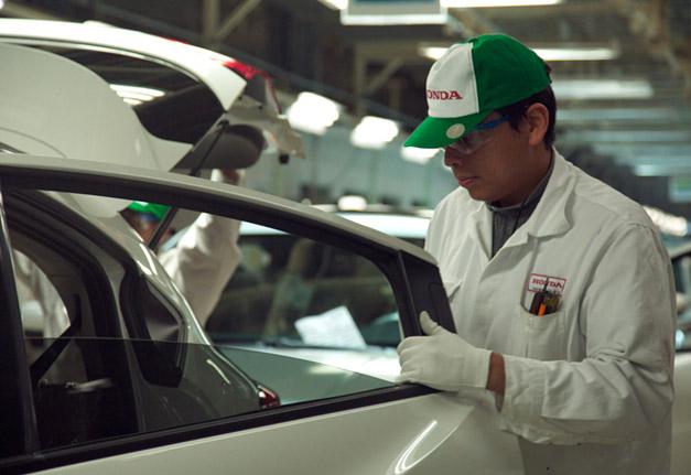 Honda HR-V inicio de producción en México, ensamblaje
