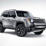 Jeep Renegade frontal