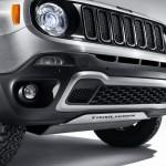 Jeep Renegade parrilla