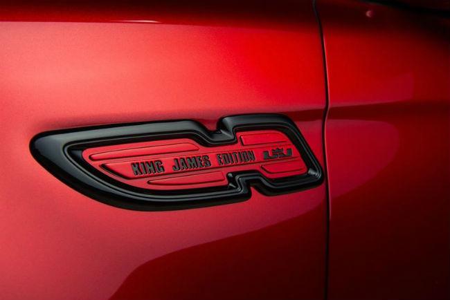 """Kia K900, """"King James Edition"""""""