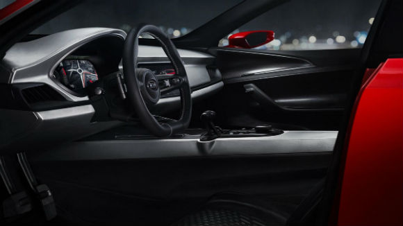 Kia SPORTSPACE Concept Car, Ginebra 2015, interior
