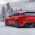 Kia SPORTSPACE Concept Car, Ginebra 2015, tablero