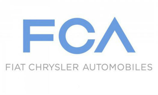 Logotipo Fiat Chrysler Automóviles