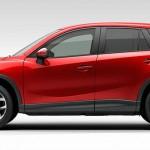 Mazda CX-5 2016 costado