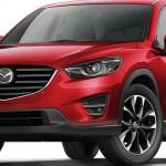 Mazda CX-5 2016 frontal