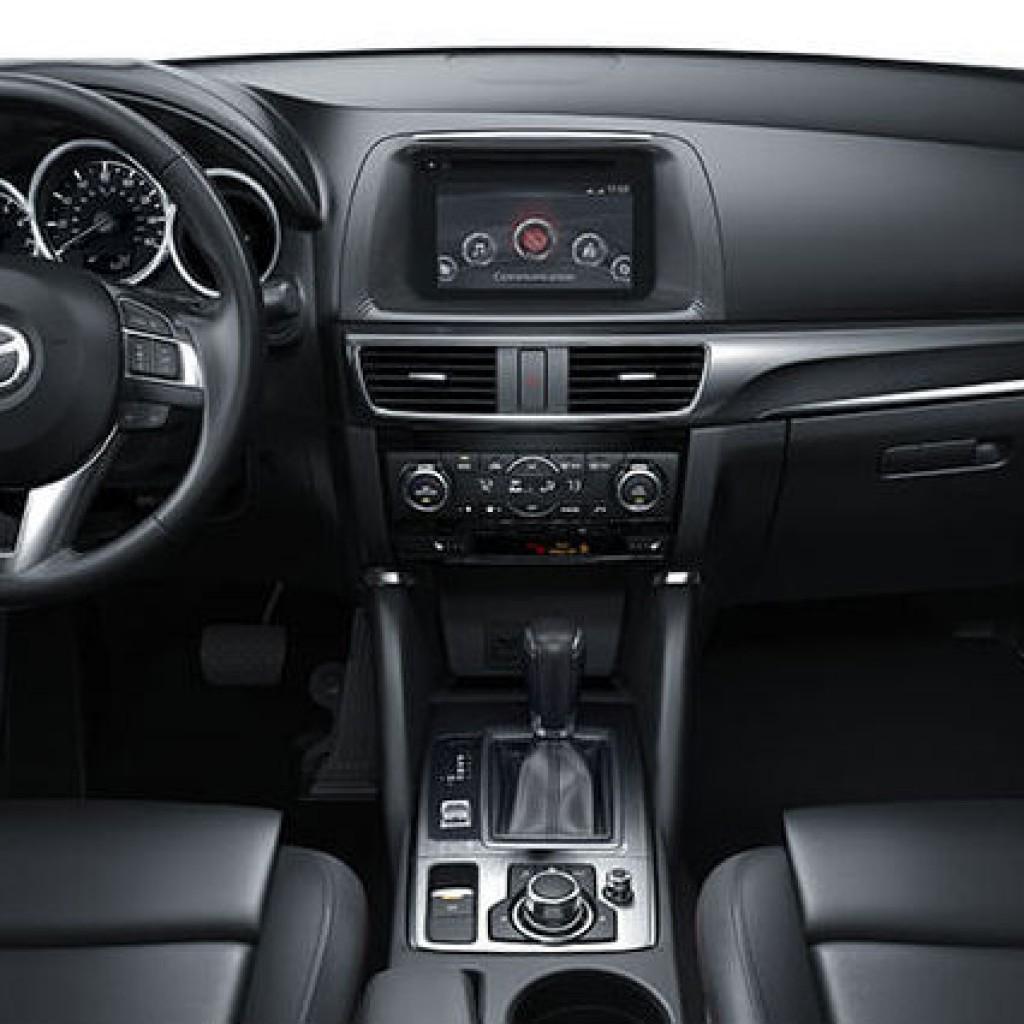 mazda cx 5 2016 interior autos actual m xico. Black Bedroom Furniture Sets. Home Design Ideas