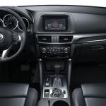 Mazda CX-5 2016 interior
