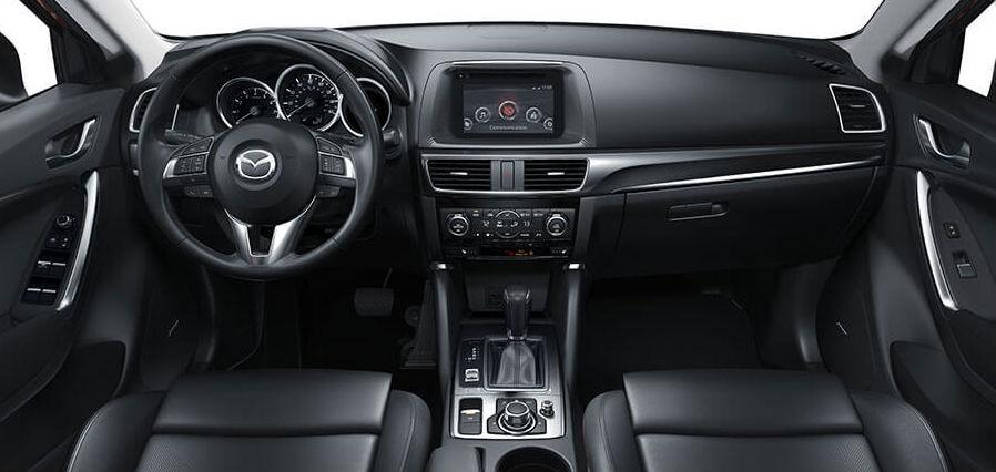 Mazda cx 5 2016 interior autos actual m xico for Interior mazda cx 5