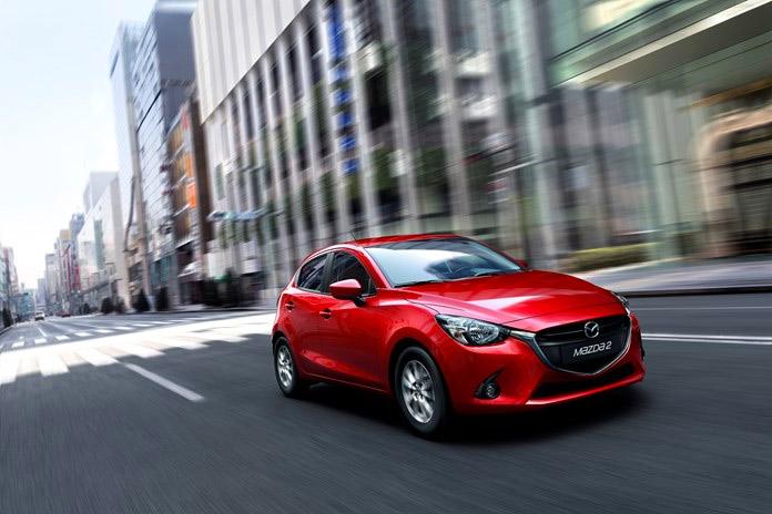 El Nuevo Mazda 2 2016 llega a México,