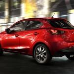Nuevo Mazda2 2016 en México posterior