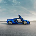 McLaren 650s Coupe, lateral