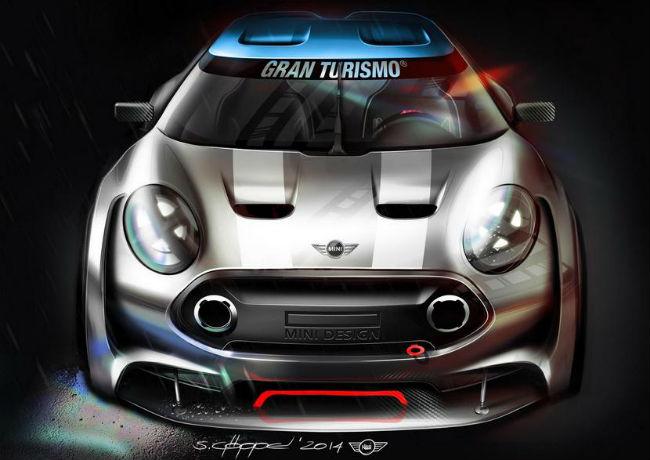 Mini Clubman Vision Gran Turismo para PlayStation