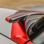 Mitsubishi GC-PHEV Concept, panorámica trasera accesorio