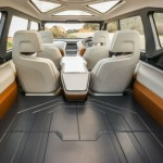 Mitsubishi GC-PHEV Concept vista interior